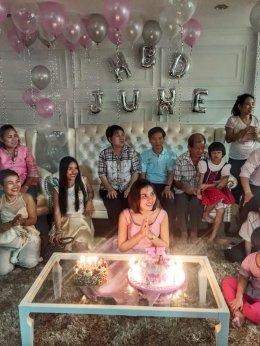 งานปาร์ตี้ บรรยากาศวันเกิด