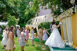 งานแต่งงาน คุณปาร์ & คุณแน๊ต งานเลี้ยงฉลอง