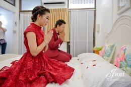 งานแต่งงาน คุณวี&คุณเบนซ์ พิธีสงฆ์งานพิธี