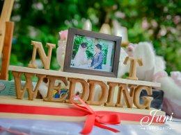 งานแต่งงานคุณนุ่น & คุณต้อง งานเลี้ยงฉลอง