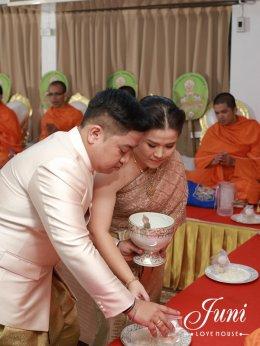 งานแต่งงาน คุณบิ๋ม คุณแป๊ก