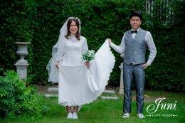 Pre-wedding Far & Tee