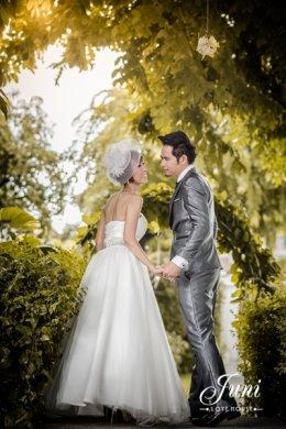 Pre-wedding k.Lin & k.Bank