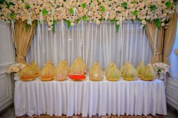 รีวิวใช้งานอุปกรณ์จัดงานแต่งงาน