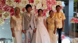 รีวิวชุดแต่งงานสากล
