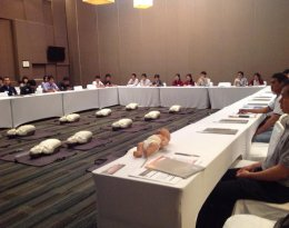 Basic Life Support Trainning