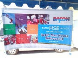 งาน Safety Day @ Dacon