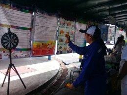 งาน Safety Day @ Siam Goshi