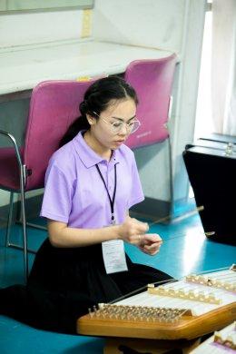 โครงการเยาวชนดนตรีไทย  ครั้งที่ 1/2561