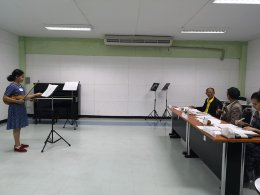 """โครงการทดสอบมาตรฐานปฏิบัติดนตรีสากล """"ไวโอลิน"""" ระดับเกรด 1-5  ทดสอบวันอาทิตย์ที่ 15 พฤศจิกายน 2563"""