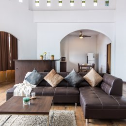 Penthouse with Two Bedroom and a Living Room (142 Square Meters Space)