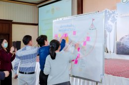 ขับเคลื่อนจังหวัดเพชรบุรีให้เป็นเครือข่ายเมืองสร้างสรรค์ของยูเนสโก