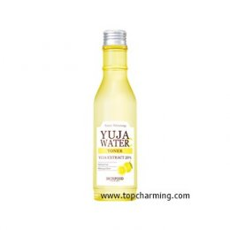 *พร้อมส่ง* Skinfood Yuja Water C Toner 180 ml.
