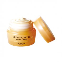 *พร้อมส่ง*Skinfood Ginseng Fruit Revital Cream  [anti-wrinkle functional] 50 ml. 34,000 Won