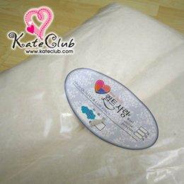 (หมดค่ะ) ใย Cotton อัดแผ่นสำหรับทำผ้าห่ม นุ่มนิ่ม King Size หนา 4 mm (ขนาด 235x250cm)
