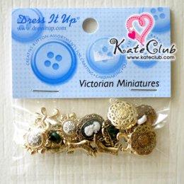 กระดุม Victorian Miniatures - 101