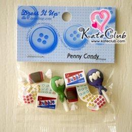 กระดุม Penny Candy - 6950