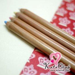 (สีชมพู, ขาว หมดค่ะ) ดินสอชอล์กเขียนผ้า CHACO จากญี่ปุ่น (คลิกเลือกสีด้านใน)