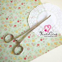 (หมดค่ะ) กรรไกรกลับผ้าปลายโค้ง Craft House ความยาว 16 cm  - ใช้ช่วยกลับผ้าตอนเย็บตุ๊กตา หรือชิ้นงานเล็กๆ