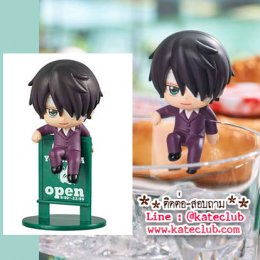 (พร้อมส่งเบอร์ 6) ตุ๊กตาเกาะแก้ว - Gintama YOROZUYA CAFE