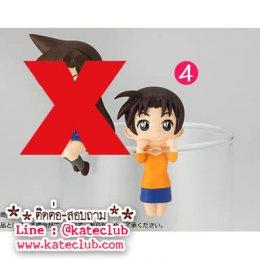 (พร้อมส่งเบอร์ 4) ตุ๊กตาเกาะแก้ว PUTITTO Detective Conan Deforme ver (ความสูงประมาณ 4.2-5 cm)