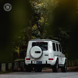 MERCEDES-BENZ G400D