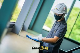 """""""Clean Bee"""" ผู้เชี่ยวชาญด้านบริการทำความสะอาด ที่พร้อมดูแลพื้นที่ของคุณอย่างมืออาชีพ"""