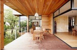 แบบระเบียงบ้านสวยๆ นั่งชิวรับลมนอกบ้าน