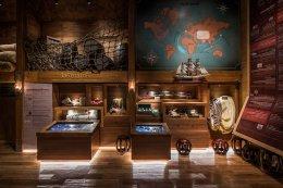 'ไอคอนสยาม' เปิดพิพิธภัณฑ์ลอยน้ำ 'เรือสำเภาศรีมหาสมุทร' ครั้งแรกในไทย ยิ่งใหญ่ริมเจ้าพระยา ฉลอง 250 ปีกรุงธนบุรี