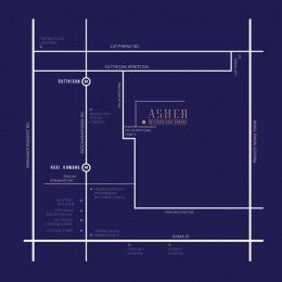 ASHER รัชดา-ห้วยขวาง คอนโด Low Rise ในซอย 20 มิถุนา (Preview)