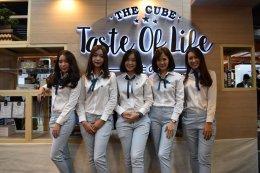 รสนิยมคอนโดกับ 'The Cube Taste of Life' ที่งาน 'มหกรรมบ้านและคอนโด ครั้งที่ 38'