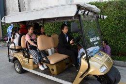 The Cube Town Lamlukka ต้อนรับลูกค้าอบอุ่น 'คิวบ์ทาวน์ สุขสันต์ เหมันต์หรรษา'
