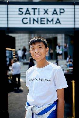 'เอพี ไทยแลนด์' ร่วมมือ 'มูลนิธิสติ' โชว์ผลงานคุณภาพ จากแคมเปญเพื่อสังคม 'NAVIGATING HAPPINESS' สร้าง 'พื้นที่แห่งโอกาส' ให้เยาวชนกลุ่มเสี่ยง