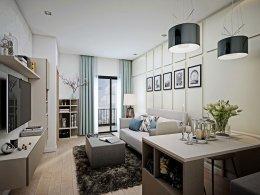 เดอะคิวบ์ สเตชั่น รามอินทรา 109 ร่วมงาน House & Condo Residence