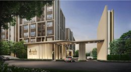 dcondo Campus Dome-Rangsit คอนโดใหม่ใกล้ มธ. (Preview)