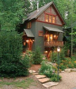 สเน่ห์ของบ้านไม้ กับการดีไซน์แบบผสมผสาน