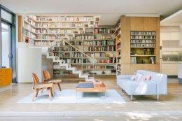 31 ไอเดียแต่งห้องนั่งเล่นสำหรับคนรักหนังสือ