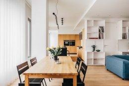 ไอเดียตกแต่งบ้านด้วยสีขาวและไม้ สร้างบรรยากาศแสนสดชื่นและอบอุ่นให้บ้านของคุณ vol.3