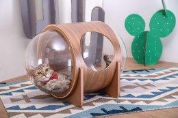 บ้านแมวอวกาศสุดน่ารัก