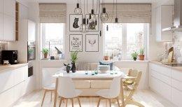 ไอเดียตกแต่งบ้านด้วยสีขาวและไม้ สร้างบรรยากาศแสนสดชื่นและอบอุ่นให้บ้านของคุณ vol.1
