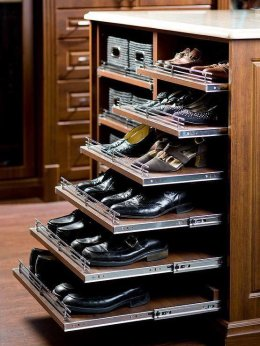 มาครีเอทชั้นวางรองเท้าให้สวยเก๋มีสไตล์กันเถอะ