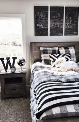 มาตกแต่งห้องนอนเท่ห์ๆ สำหรับหนุ่มน้อยกันเถอะ