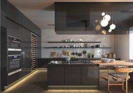 40 ห้องครัวแบบเปิดสไตล์นิวยอร์ก ที่บ้านคุณก็ทำได้