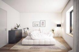 32 ไอเดียการแต่งห้องนอนโทนสีขาว