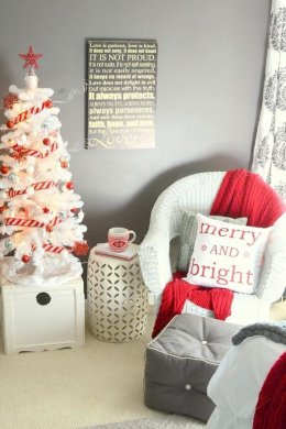 คริสมาสต์ปีนี้มาแต่งบ้านรอรับของขวัญจากลุงซานต้ากันเถอะ