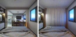 ตกแต่งภายในอพาร์ทเมนท์ขนาดเล็กเพียง 29 ตารางเมตร (312 ตารางฟุต)