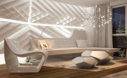 14 ไอเดียแต่งบ้านสไตล์ Futuristic มีใครล้ำกว่านี้อีกมั้ย!!