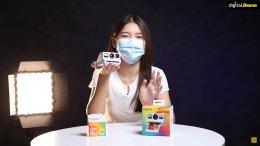 รีวิว Polaroid GO Instant camera ขนาดเล็กจิ๋ว