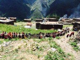 จาริกแสวงบุญธิเบต ทำมหาทานบารมี วัดวัชระมณี สุ่ยจิงมอหนี่ซือ (สุ่ยจิงกง) ประเทศทิเบต
