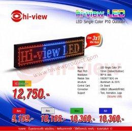 คู่มือการใช้งาน ป้ายไฟ LED VX4